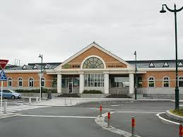 Nikaho Station