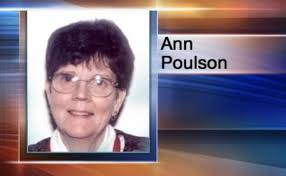According to neighbors and police, Ann Poulson befriended Tolbert while he was in prison, as part of a church service. Tolbert has since been released, ... - 2441408