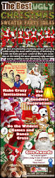 the best ugly christmas sweater party ideas visual ly