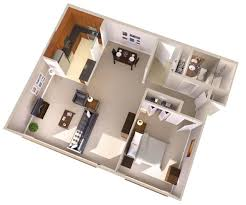 One Room Apartment Floor Plans One Bedroom Apartments In Bethesda Md Topaz House