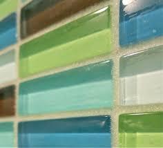 eco friendly tile modwalls colorful modern since aqua blue brick