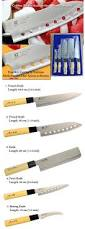 Chicago Cutlery Kitchen Knives by Goldsun Stainless Steel Rostfrei 5 Piece Set Kitchen Knife Japan