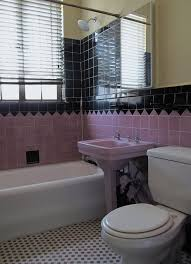 endearing 60 pink and black bathroom decor design decoration of