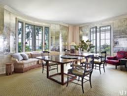 Dining Room Tables Seattle Jeffrey Bilhuber Gives This Seattle Home A Stylish Makeover