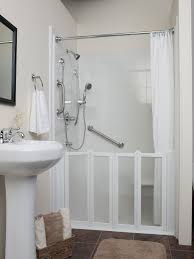 Bath And Shower In Small Bathroom Shower Stalls For Small Bathrooms Image Of Corner Shower Stalls