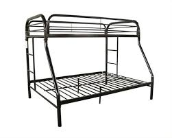 furniture twin over full bunk bed ac02053