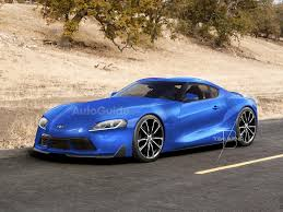 New Supra Price This Is What The New Toyota Supra Could Look Like Autoguide Com News