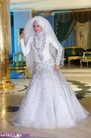 فساتين زفاف للمحجبات فساتين محجبات images?q=tbn:ANd9GcQ