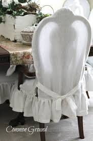 Dining Room Chair Seat Slipcovers Best 20 Dining Chair Covers Ideas On Pinterest Chair Covers