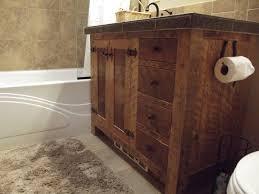 idea country bathroom vanities dark wood vanity diy bathroom