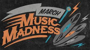 Image result for March Music Madness