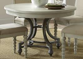 harbor view round dining table rotmans kitchen tables