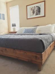 Build Your Own Platform Bed Base by Bedroom Update King Bed Diy King Beds Bedrooms And Bed Frames