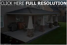 Backyard Cement Patio Ideas by Backyards Splendid Backyard Concrete Cost Concrete Patio Cost