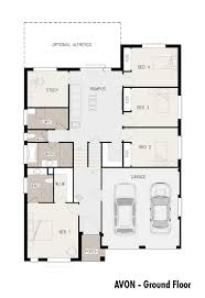 avon split level sloping block marksman homes illawarra