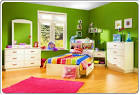 the modern home decor: Interior green color Painting Ideas for ...