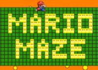Mario Maze