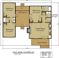 Small Cottage Floor Plan 25 Best Dog Trot Floor Plans Ideas On Pinterest Dog House
