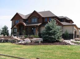 mountain house plans home design 161 1036 theplancollection