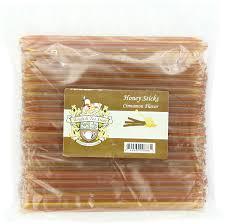 amazon com english tea store honey sticks orange blossom 20