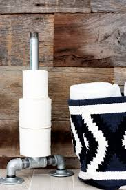 Extra Toilet Paper Holder by 15 Diy Toilet Paper Holder Ideas
