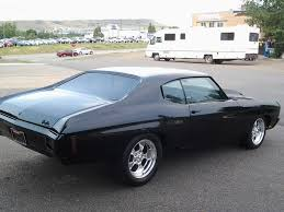 Custom Muscle Cars - 1970 chevrolet chevelle custom 2 door coupe muscle cars news and