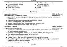 Accounting Resume Examples by Vibrant Accounting Resume Examples 6 16 Amazing Finance Cv