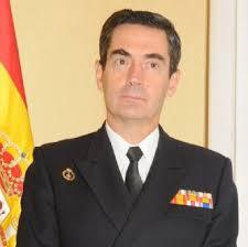 Sustituye en el cargo al almirante José Francisco Palomino, que pasó a la reserva el 17 de octubre. El almirante Ruesta, hasta ahora Almirante Jefe de la ... - almirante_Ruesta