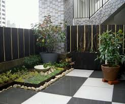 pretty small home gardens ideas for chic outdoor look outdoor
