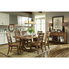Wood Dining Room International Concepts Unfinished Wood Sheaf Back Dining Chair