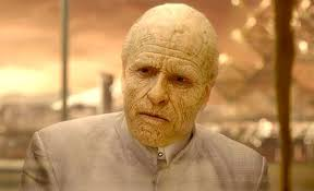 What I personally found most annoying was Guy Pearce&#39;s (as <b>Peter Weyland</b>) <b>...</b> - guy-pearce-prometheus-2012