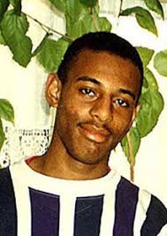 Stephen Lawrence was stabbed to death 18 years ago. The pair were part of a group of five white men who were suspected just hours after the murder in 1993, ... - Stephen-Lawrence-001