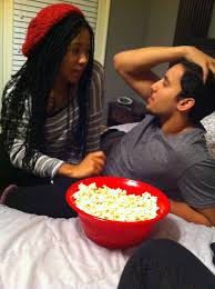 Cute interracial couple Pinterest