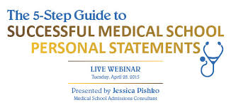 The Personal Statement   The Medical School Headquarters Personal Statement Letter   This handout provides information about writing personal statements for academic and other