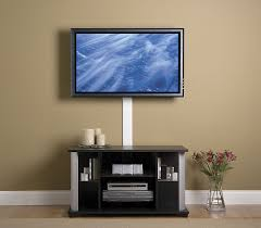 Hidden Cable Tv Wall Mount How To Wall Mount Your Flat Panel Tv
