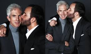 Tom Ford and Richard Buckley Forever   Out Magazine Out Magazine