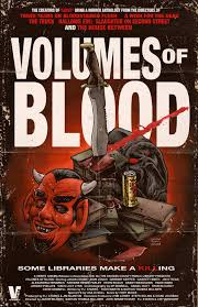 the horrors of halloween pre order 31 2016 and volumes of blood