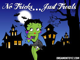 halloween background png betty boop pictures archive betty boop halloween wallpapers