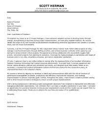 cover letter sample resume it manager sample resume it project       program  manager Brefash