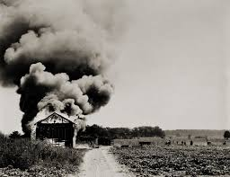 images about Tobacco memories on Pinterest Burning Tobacco Barn  Rocky Mount  North Carolina photo by Rosalie Gwathmey