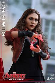marvel scarlet witch costume toys reveals avengers age of ultron u0027s scarlet witch premium