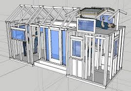 tiny house plans metric cottage plans