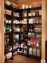 How To Organize Your Kitchen Cabinets by Pantry Organization And Storage Ideas Hgtv