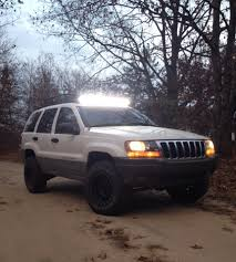 jeep grand cherokee 2 inch lift with 40
