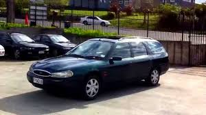 ford mondeo 2l auto 1998 youtube