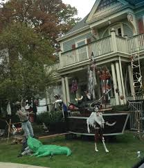 grove city halloween most spooktacular halloween houses in new jersey
