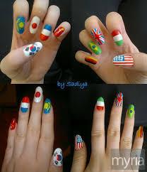 creative manicure u0026 nail art design lookbook photo gallery myria