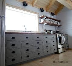 Pic Of Kitchen Cabinets by Ana White Diy Apothecary Style Kitchen Cabinets Diy Projects
