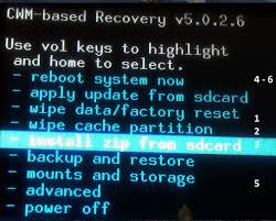 Instalar recovery HUAWEI Y210 (probado en y210-0151)