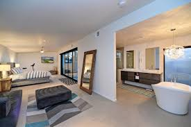 25 sensuous open bathroom concept for master bedrooms modern master bedroom and bathroom suite with floor mirror